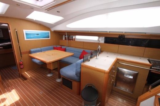 Sailboat Jeanneau Sun Odyssey 50 Ds for rental