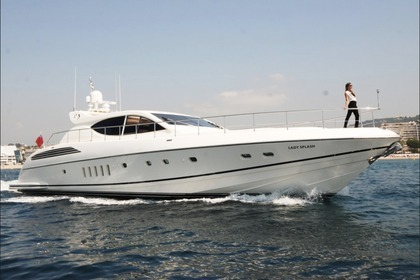 Hire Motor yacht LEOPARD - ROBERTSON & CAINE 24 Cannes