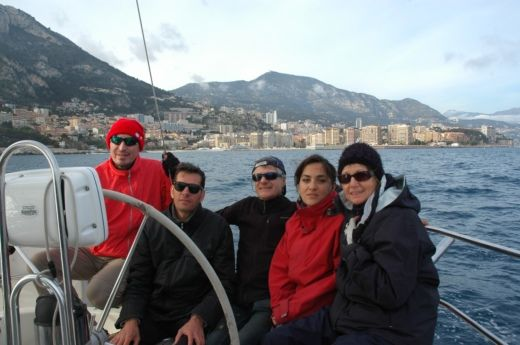 BENETEAU First 38S5 in Villefranche-sur-Mer for hire