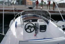 Ranieri Voyager 19 in Sant Antoni de Portmany for rental