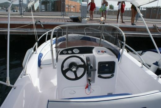 Ranieri Voyager 19 in Sant Antoni de Portmany for hire
