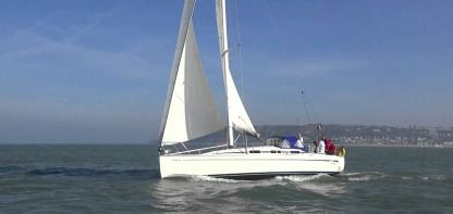 Charter Sailboat Bavaria 35 Match Dieppe