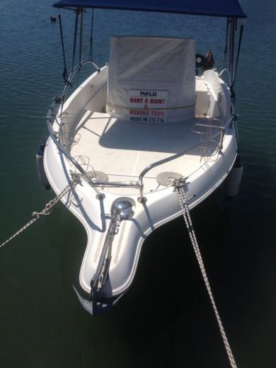 Motorboat Picaro,mariservis Picaro 20sd for hire