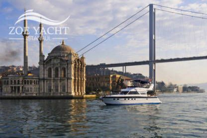 Miete Motorboot Flybridge Motor-Yacht For Charter Istanbul