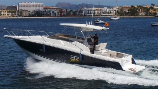 Motorboat Sunseeker 37 Sportfish peer-to-peer