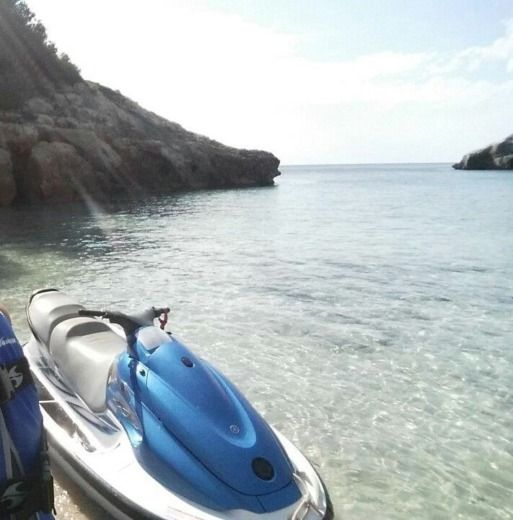 Jet ski YAMAHA Wave Runner Xl 700 3 Plazas 90cv for hire