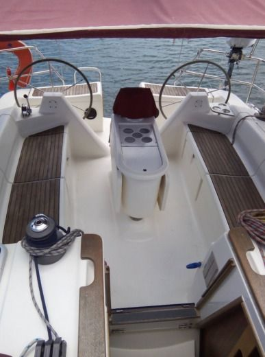 Sailboat Dufour 43 Gibsea