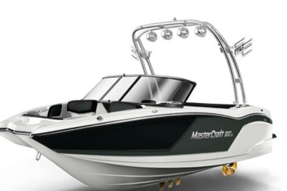 Charter Motorboat Mastercraft Nxt22 Peoria