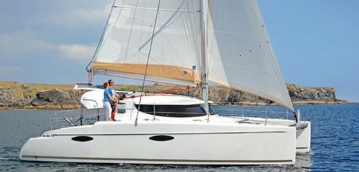 FOUNTAINE PAJOT Mahe 36 in Le Marin peer-to-peer