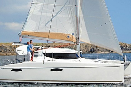 Rental Catamaran FOUNTAINE PAJOT MAHE 36 Sainte-Luce
