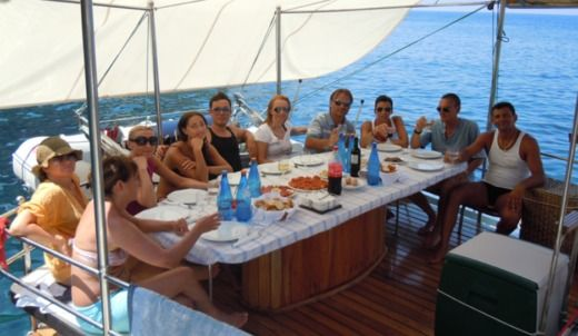 Catamarano Kennex 445 da noleggiare