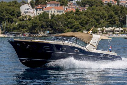 Rental Motorboat Catacruiser 45 Podstrana