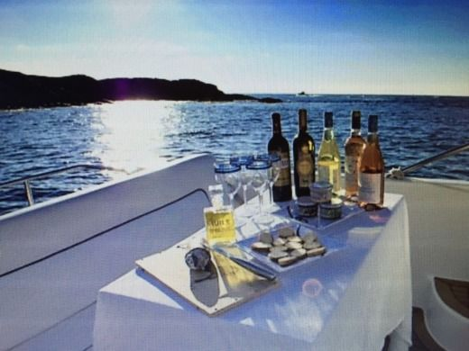 Faeton Yachts S.l. Faeton 26 Scape in Ibiza for hire