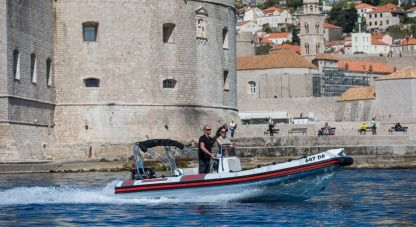Location Semi-rigide Jocker Boat Clubman 21 Dubrovnik