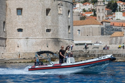 Location Semi-rigide JOKER BOAT CLUBMAN 21 Dubrovnik