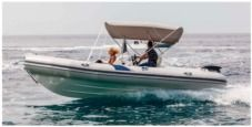 Tiger Marine 620 in Trogir for hire