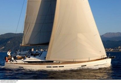 Rental Sailboat Jeanneau Sun Odyssey 509 Lavrion