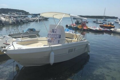 Rental Motorboat MARINELLO Brava 18 Porto Cesareo
