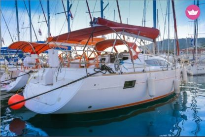 Charter Sailboat Elan Elan 444 Impression Split