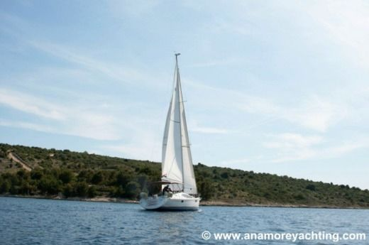 Sailboat Jeanneau Sun Odyssey 45Ds for rental