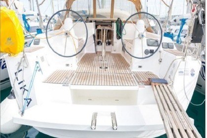 Charter Sailboat DUFOUR 380 Grand Large Rogoznica