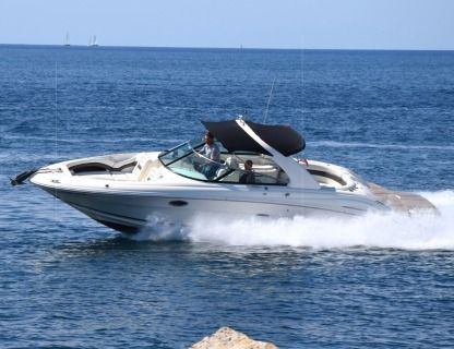 Rental Motorboat Sea Ray 290 Dlx Mallorca