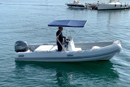 Rental RIB Sea Water Flamar 500 Arbatax