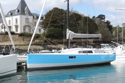 Charter Sailboat POGO STRUCTURES POGO 30 Le Marin