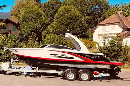 Hire Motorboat FOUR WINNS H210 SS Saint-Cloud