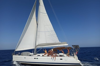 Hire Sailboat Beneteau Oceanis 523 Clipper Figari
