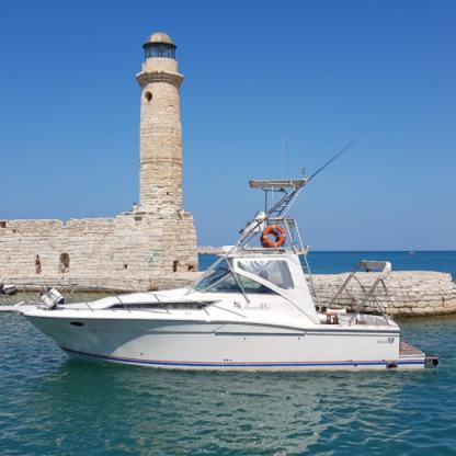 Rental Motorboat Wellcraft Coastal 3300 Rethymno