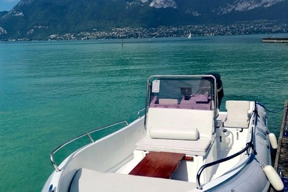 Location Semi-rigide Lomac Nautica Mar sea CM 140 Annecy