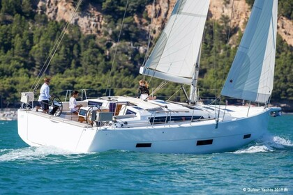 Charter Sailboat Dufour Yacht Dufour 430 GL with A/C Tortola