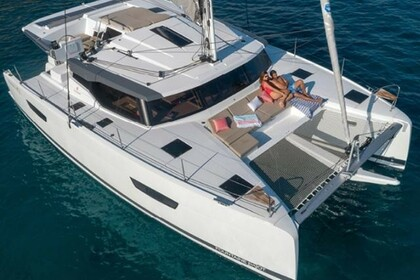 Rental Catamaran Fountaine Pajot Astrea 42 Laurium