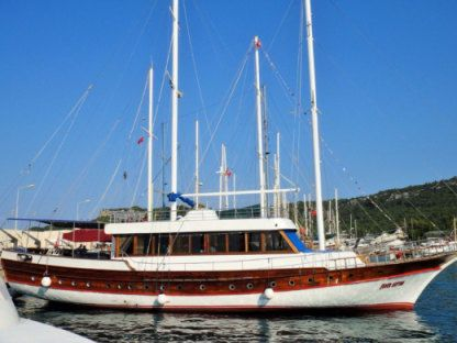 Rental Sailboat Gulet Eros Sporades