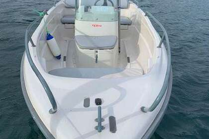 Charter Motorboat Terhi Big fun Lachen