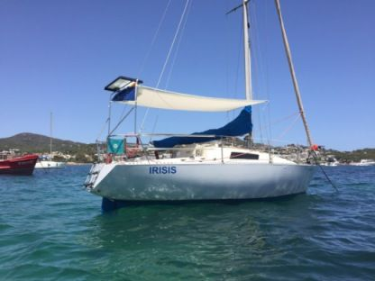 Location Voilier Beneteau First 27 Ibiza