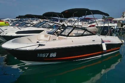 Rental Motorboat Bayliner VR4 / 2021 Model Year Biograd na Moru
