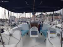 Beneteau Cyclades 43.3 in Cannes