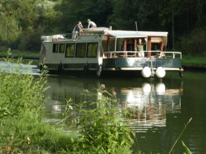 Rental Houseboat Nauticus Bougaivillier Mâcon