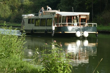 Hire Houseboat Nauticus Bougaivillier Mâcon