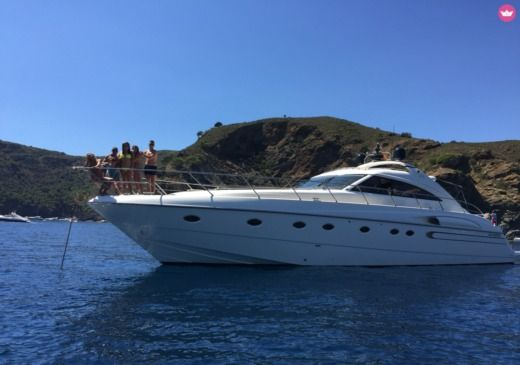 PRINCESS V65 in Ibiza, Espagne peer-to-peer