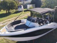 Rental Motorboat Barracuda Sx Funtana