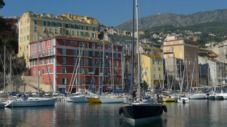 Charter sailboat in Bastia