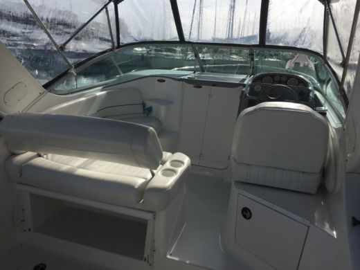 BAYLINER 285 SB in Cogolin for hire