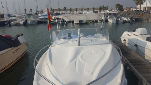 Motorboat Lema Sabinal for hire