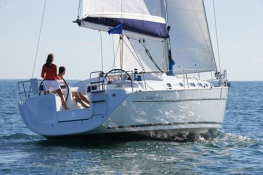 Beneteau Cyclades 43.3 in Malta for hire