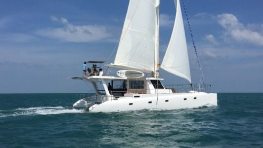 Catamaran Jade 52' Feet in Trincomalee for hire