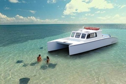 Hire Catamaran Catamaran 44 Miami Beach