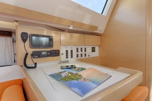 Sailboat Elan 444 Impression